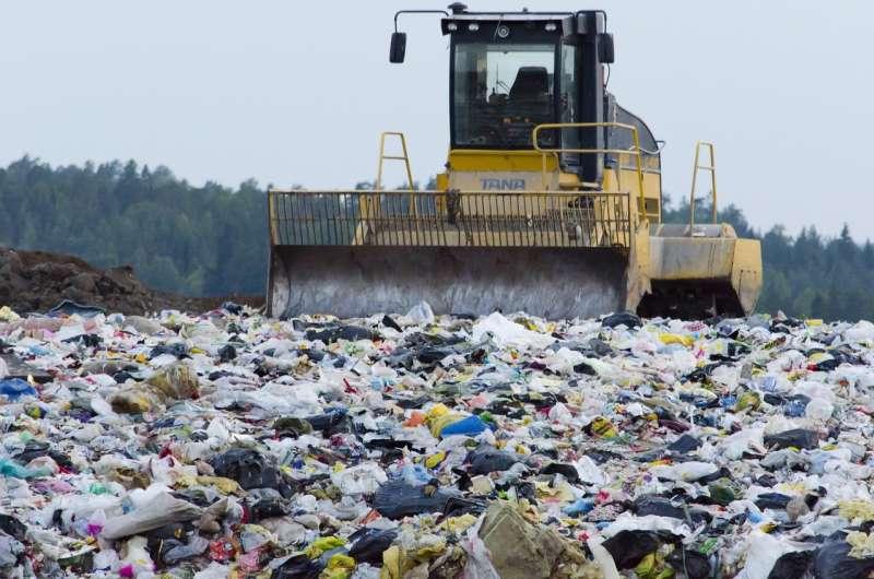 Turning landfill into energy