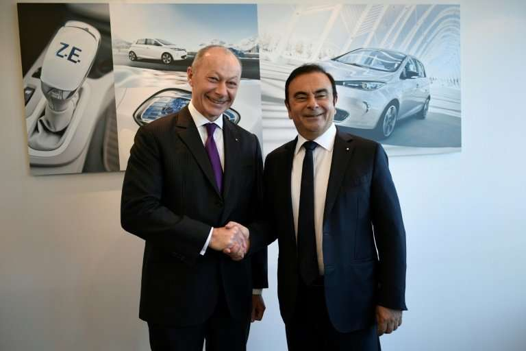 Under Ghosn's stewardship, Nissan and Renault became deeply entwined