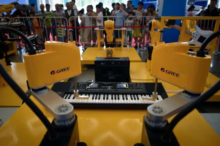 Under the ruling Communist Party's road map for its industrial future, state subsidies are pouring into the robotics sector