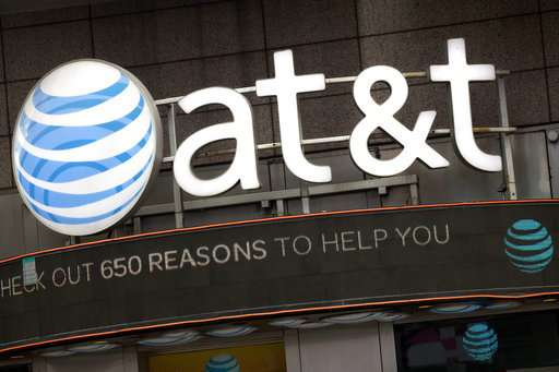US facing off against AT&T to block merger with Time Warner