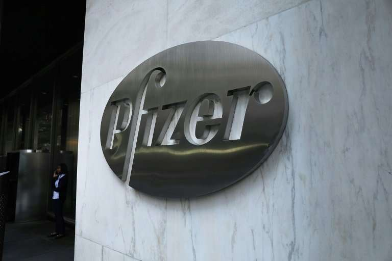 "US giant Pfizer said the joint venture with GSK would be ""the largest global consumer healthcare business"""