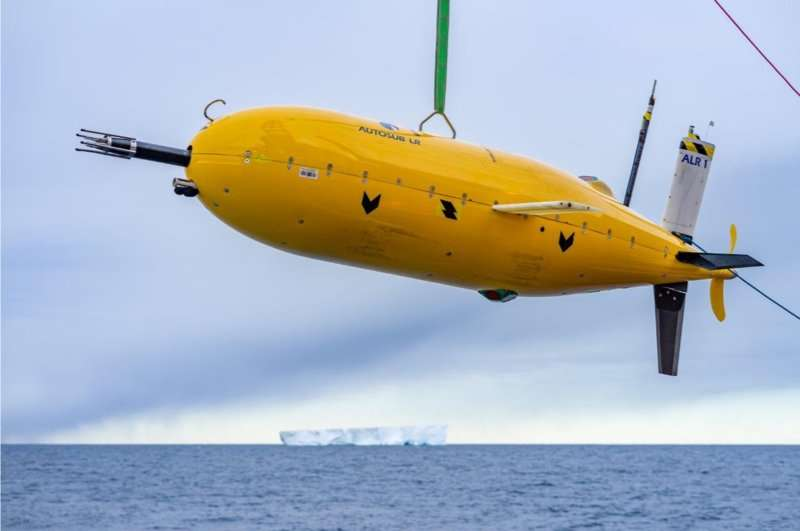 **Using behavior trees to improve the modularity of AUV control systems