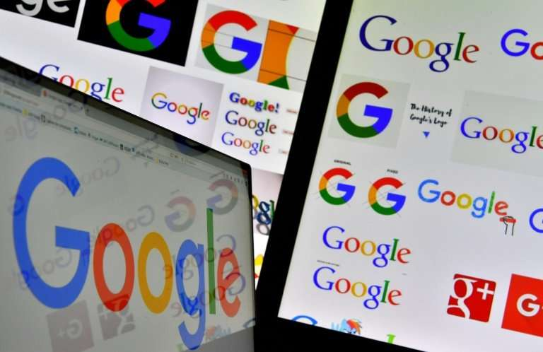 US internet giant Google was deemed to have favoured its own services when customers ran searches, according to a report from th