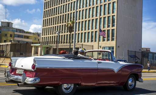 US makes Cuba staffing cuts permanent after 'health attacks'