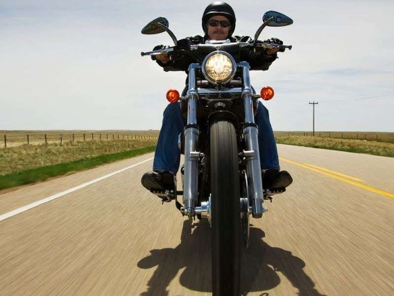 U.S. motorcycle deaths dropped 6 percent last year