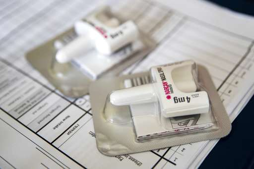 US urges doctors to write more Rx for overdose antidote