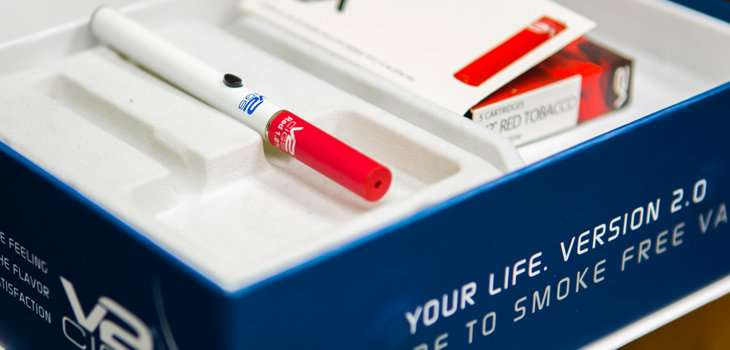 Vaping less harmful to lung fluids than smoking, Ohio University engineering study shows