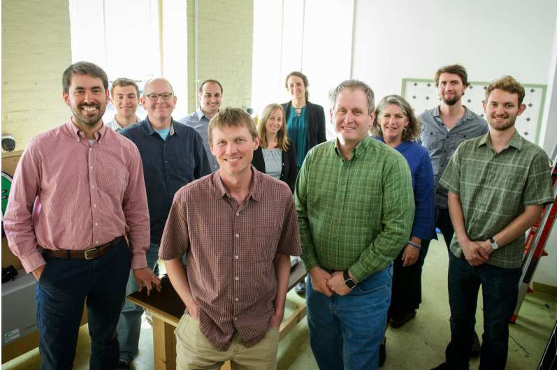 Vermont start-up's small packets a big deal for energy industry