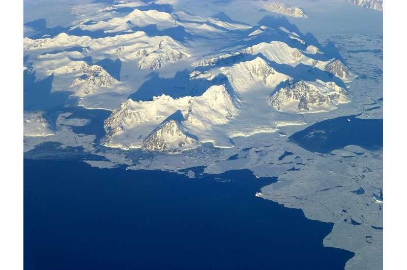 Warmer, saltier polar water could change global ocean currents