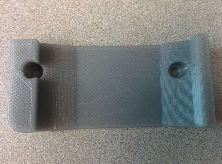 Water bottles, other recycled 3D printing materials could avoid military supply snags