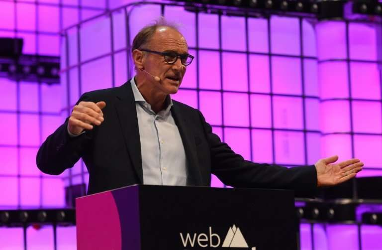 Web pioneer Berners-Lee said 'all kinds of things have gone wrong' with the internet