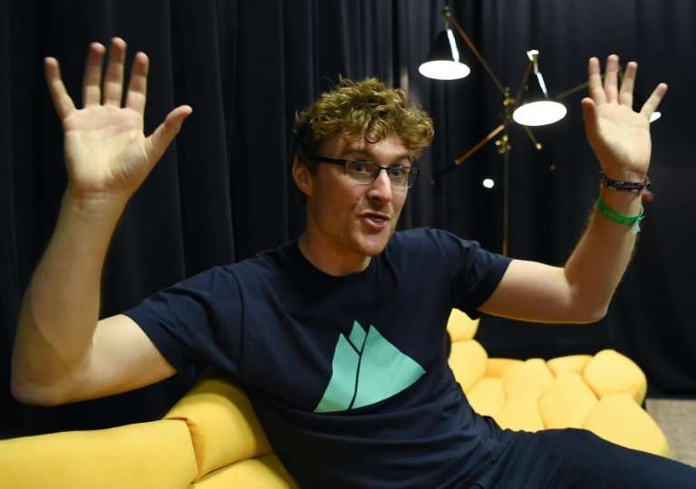 Web Summit's Irish chief executive Paddy Cosgrave says technology is going through 'a funk'