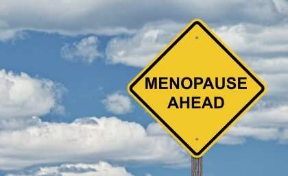 Weight plays a role in menopause age