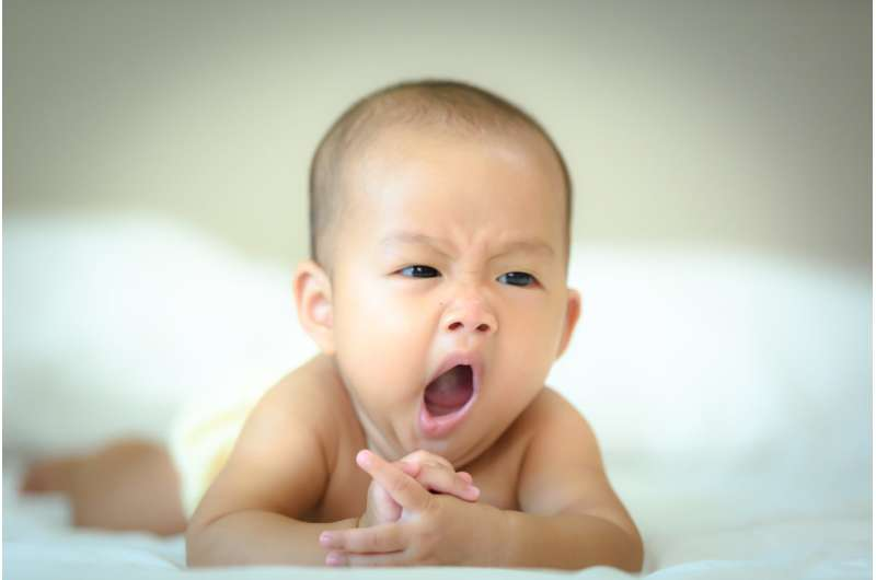 What is it about yawning?
