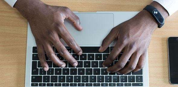 What makes a faster typist?