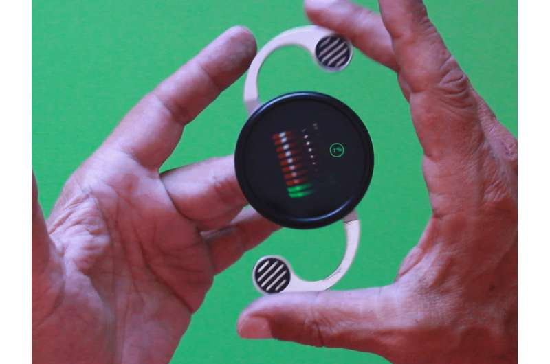 When a watch transforms into full-scale phone