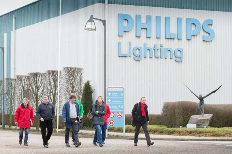 When Philips Lighting listed as a standalone company on the Amsterdam stock exchange in May 2016, it was valued at around three