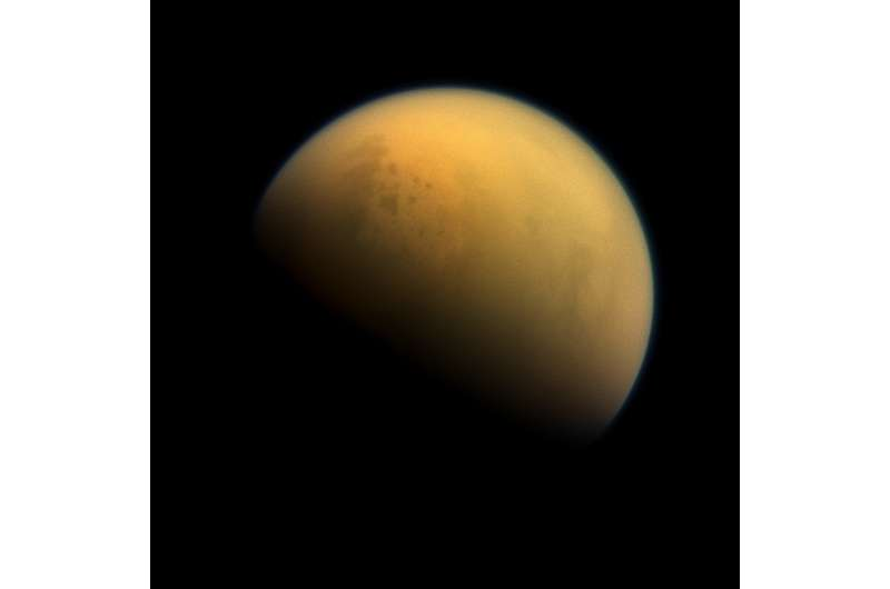 Where to search for signs of life on Titan