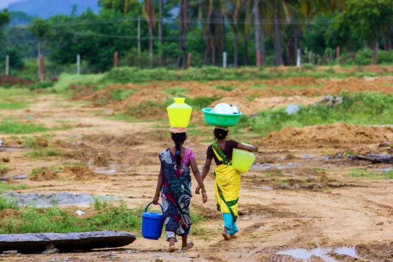 Why collecting water turns millions of women into second-class citizens