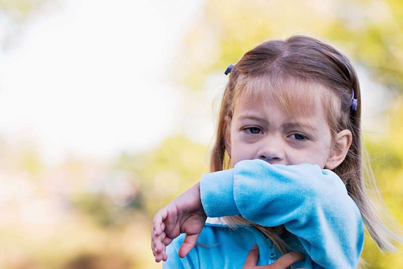 Why is whooping cough on the rise?