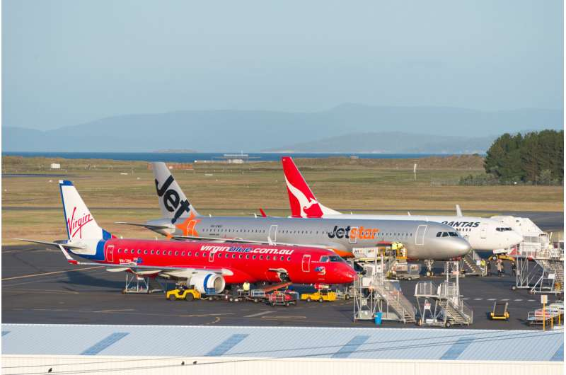 Why our carbon emission policies don't work on air travel