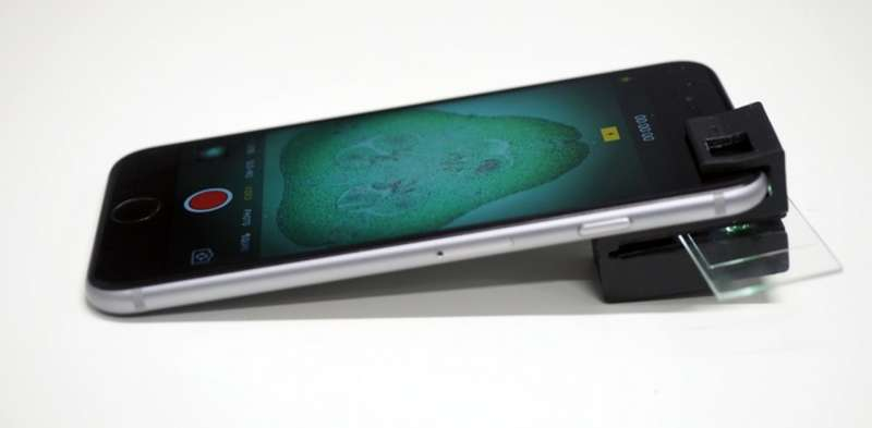 Why we developed a microscope for your phone – and published the design