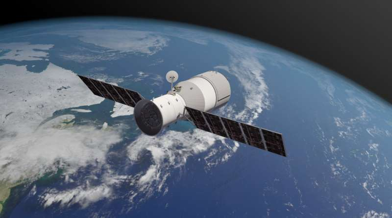 With China's space station about to crash land, who's responsible if you get hit by space junk?