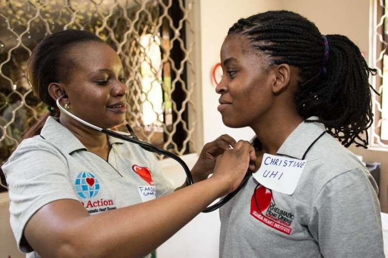 Women with heart disease in sub-Saharan Africa face challenges, but stigma may be worst of all