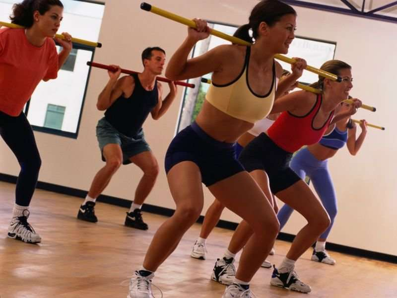 Workouts may boost life span after breast cancer