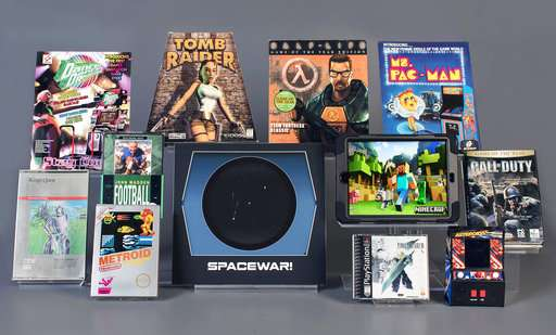 World Video Game Hall of Fame announces 2018 finalists