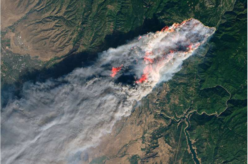 Yes, climate change is making wildfires worse