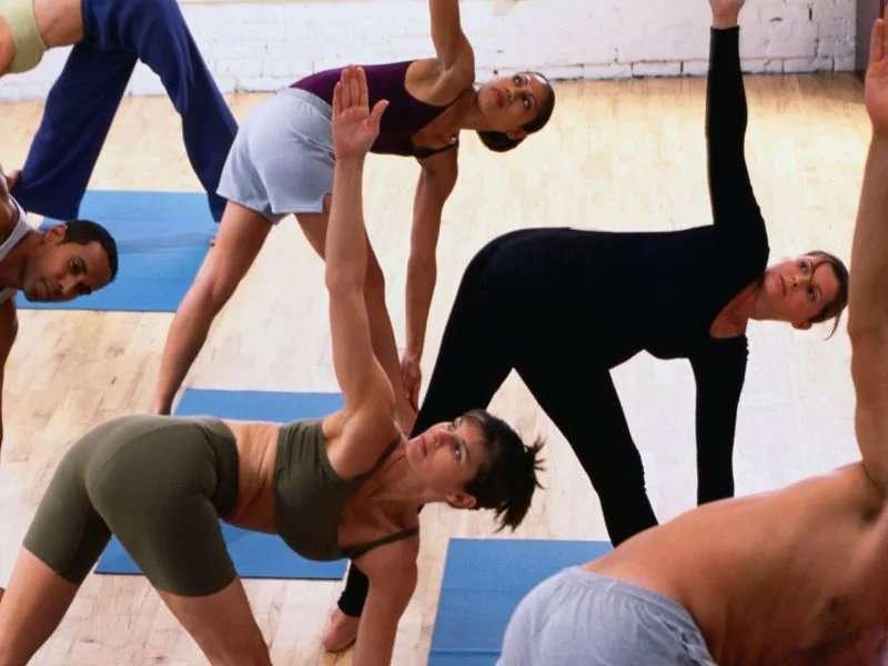 Yoga, meditation surging in popularity in U.S.
