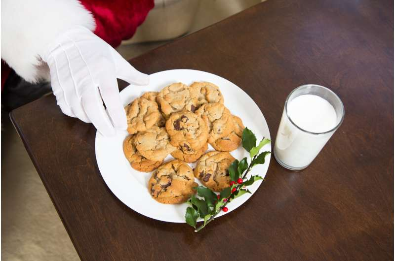 You can probably eat more Christmas cookies than you think - just take a look at the calorie guidelines