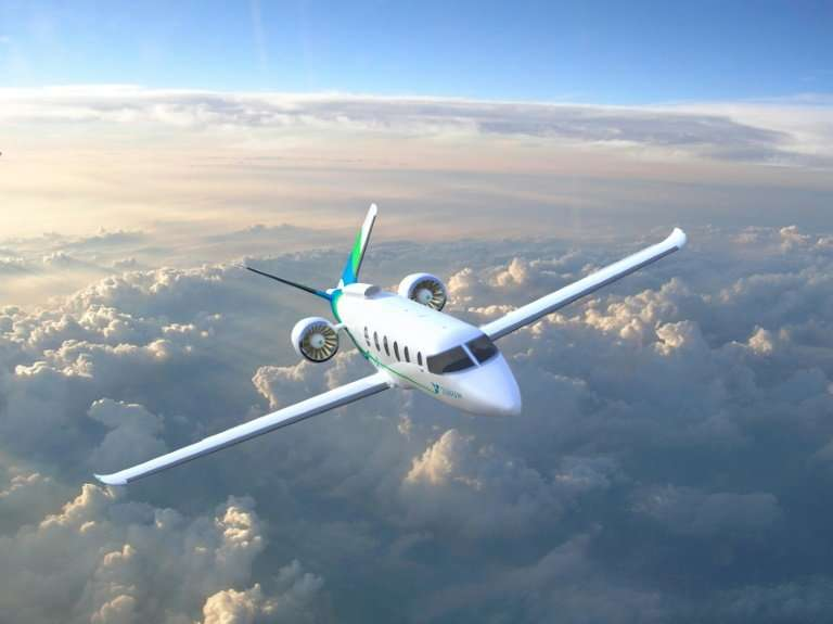 Zunum Aero hopes that cheaper operating costs will entice airlines to go electric