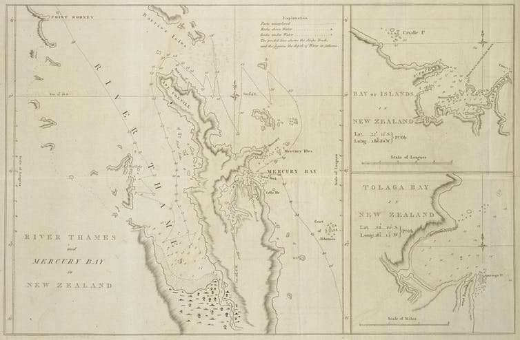 250 years after Captain Cook's arrival, we still can't be sure how many Māori lived in Aotearoa at the time