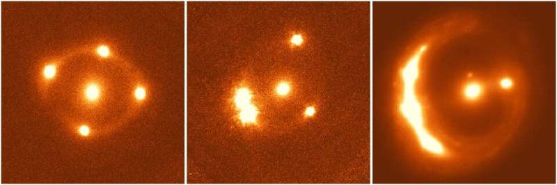 **A crisis in cosmology: New data suggests the universe expanding more rapidly than believed
