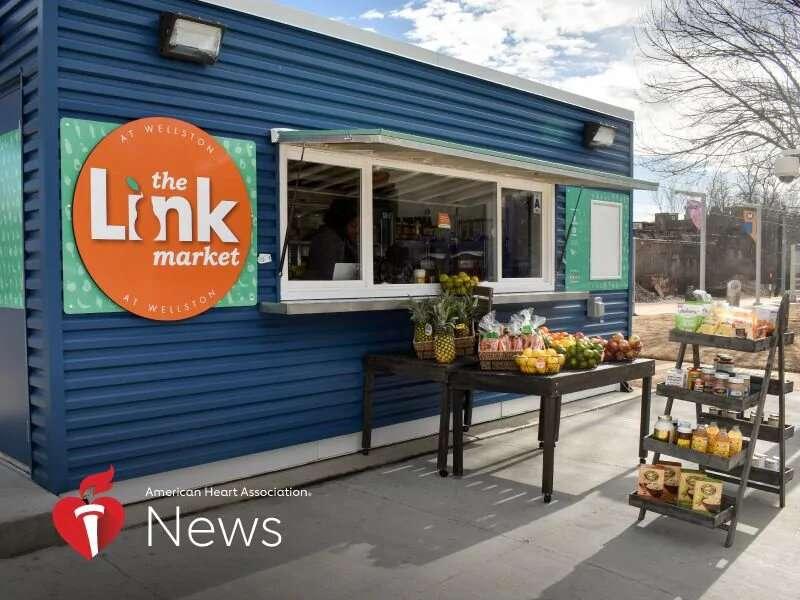 AHA news: unique market ensures st. louis gets its 'Medicine' – healthy food