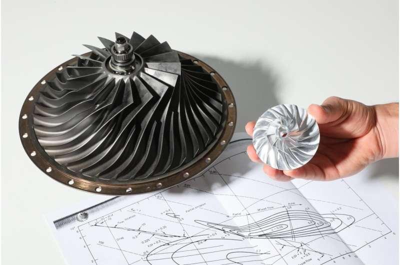 AI-designed heat pumps consume less energy