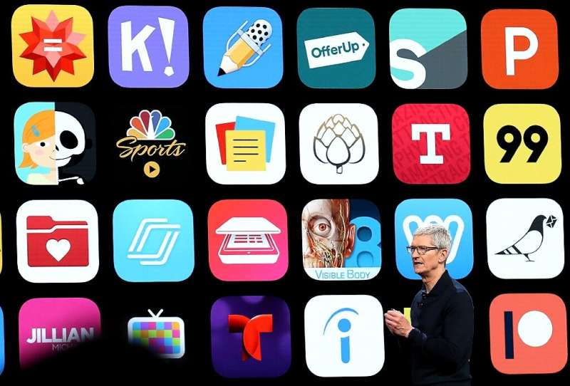 Apple chief executive Tim Cook will likely update App Store revenue figures during his keynote presentation kicking off the comp