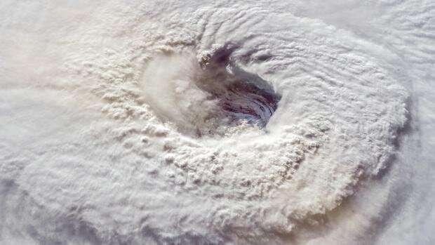 Applying physics principle to meteorology yields grim prediction on hurricane destruction in an era of global warming