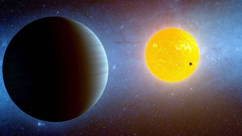 A real-life deluminator for spotting exoplanets by reflected starlight