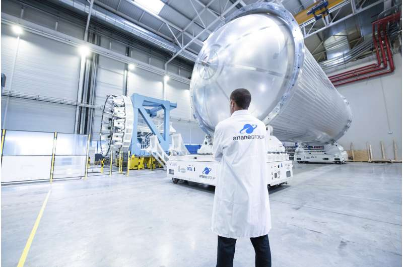 Ariane 6 development on track