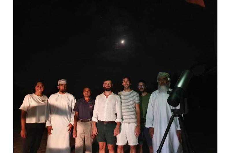 Asteroid orus occultation observed for the first time ever by eVscope
