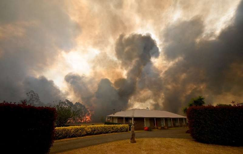 Australia's bushfire season came early and hit with unrecedented intensity this year, which scientists attribute in part to glob