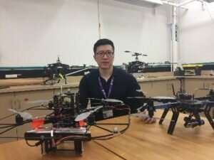 Autonomous drones that can 'see' and fly intelligently