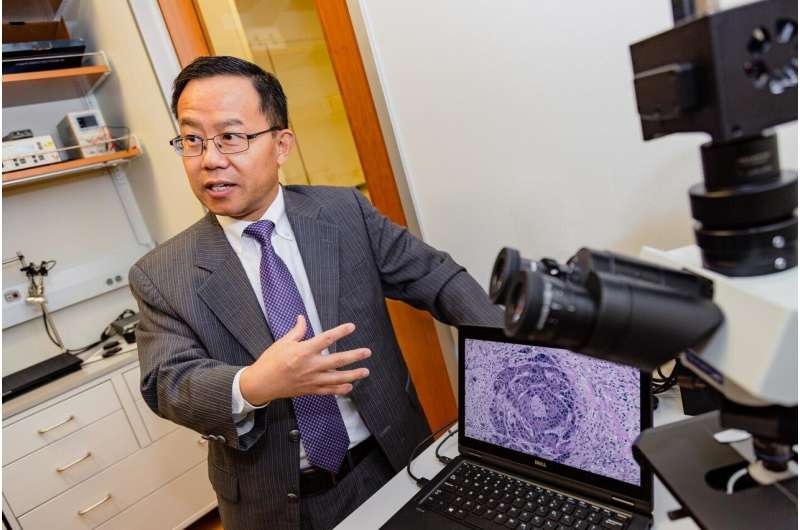 Building a brighter way for capturing cancer during surgery