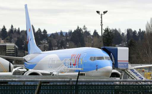 Canada grounds Boeing 737 Max 8s after Ethiopia crash