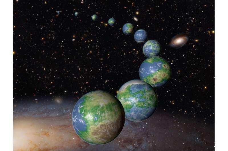 Canadian astronomers determine Earth's fingerprint