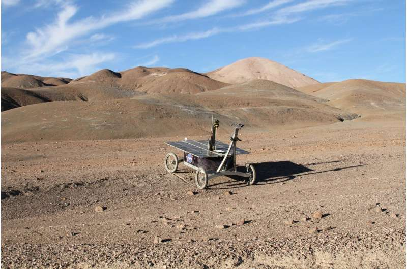Clues to Martian life found in Chilean desert