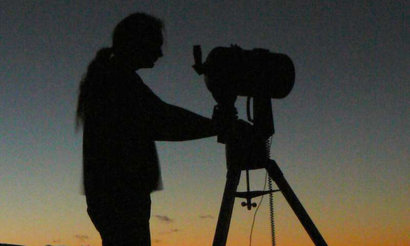 Collision course: Amateur astronomers play a part in efforts to keep space safe